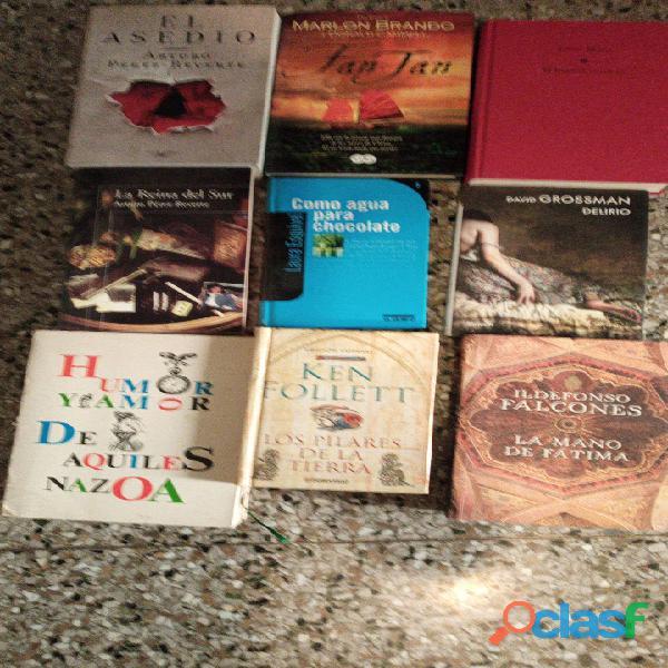 Se vende libros