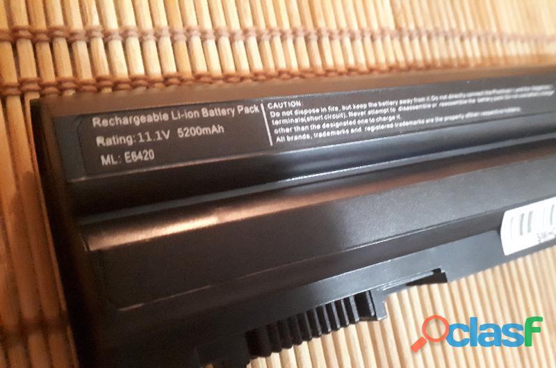 Bateria de mini laptop Dell E6429 11.1v 1
