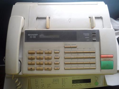 Fax telefono sharp