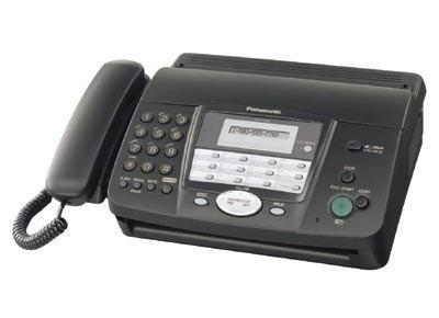 Telefono Fax Panasonic Modelo: Kx-ft901