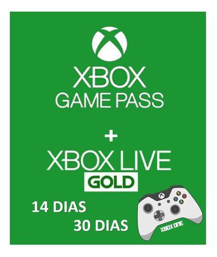 Xbox one game pas de 14 y 30 dias
