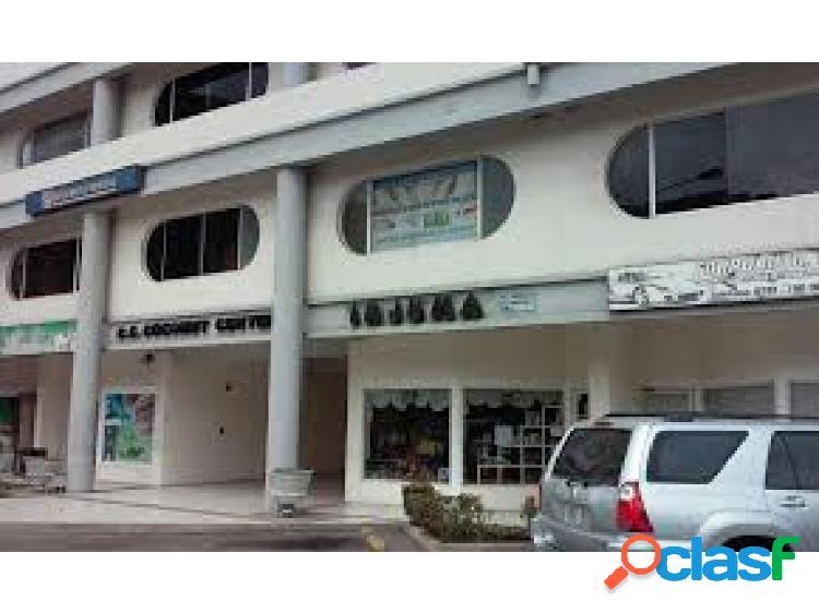 C.c. coconut center, oficina en alquiler, lecheria
