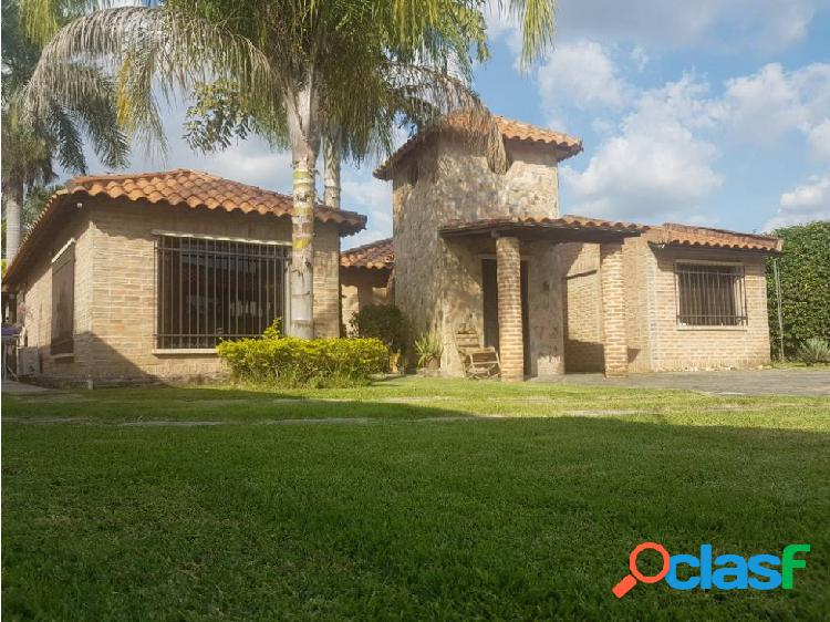 Casa Campestre en Urbanización Mini Granja Las Morocha San Diego 2