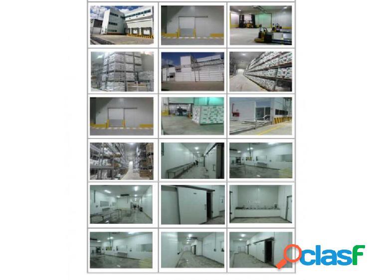 Se vende planta industrial/congelados 2580m2 guatire