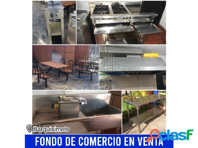Fondo de comercio en barquisimeto - edo. lara