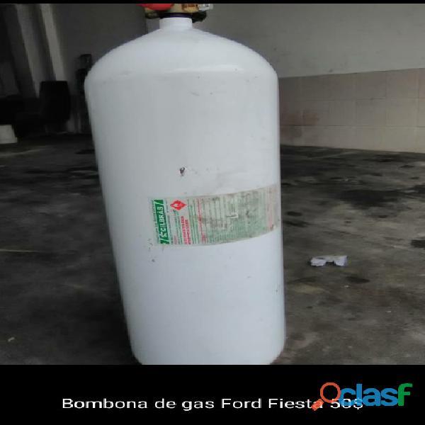 Bombona de gas para ford fiesta