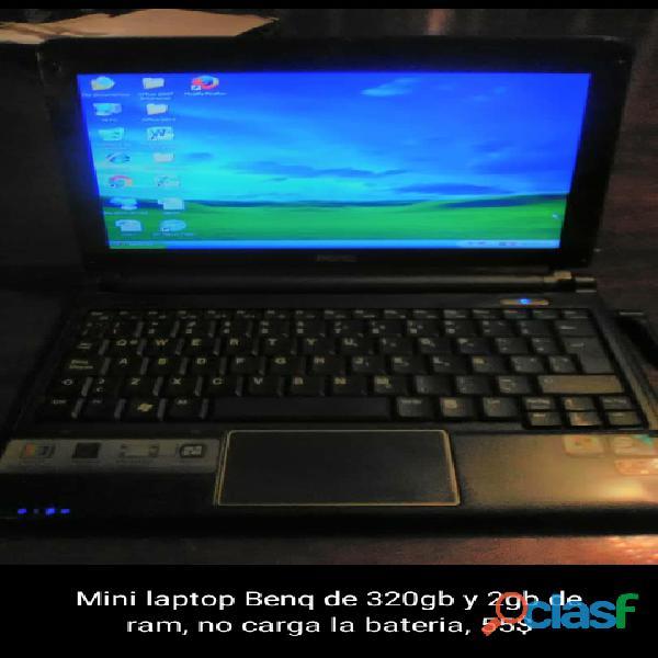 Mini laptop benq