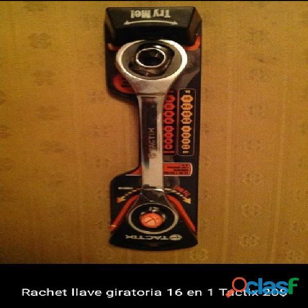Rachet 16 en 1 marca tactix