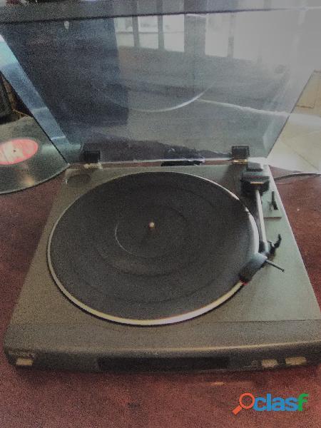 Tocadiscos de acetato Sony