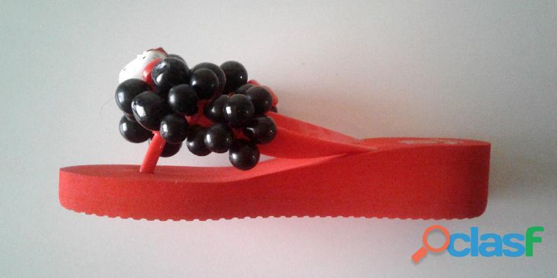 Cholas Sandalias Hello Kitty Producto Original talla 35 6