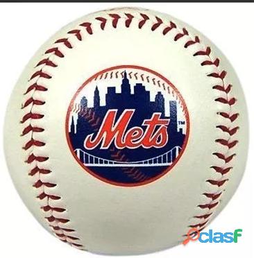 Pelotas Béisbol Mlb Yankees Mets Rawlings Originales, compradas en USA 3