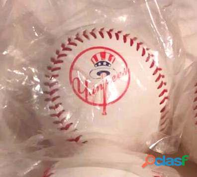 Pelotas Béisbol Mlb Yankees Mets Rawlings Originales, compradas en USA 1