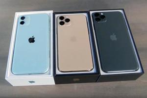 Para vender: apple iphone 11 pro max 64gb