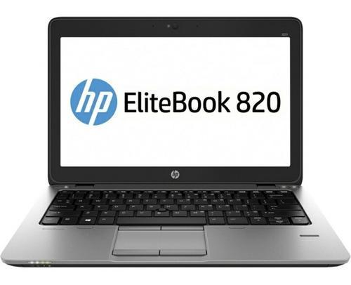 Laptop hp elitebook 820 g1 core i5-4200u 1.60ghz 4gb 500gb