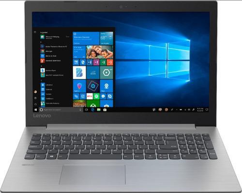 Laptop lenovo ideapad intel 1.10/2.70ghz 8gb 256gb ssd 15.6