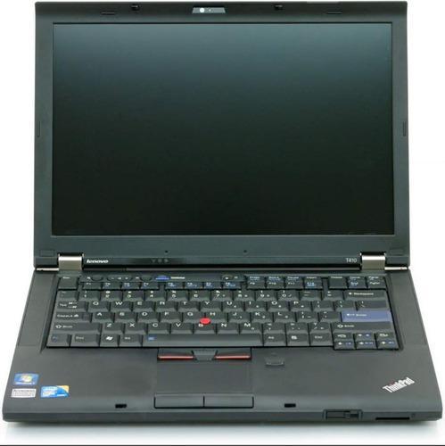 Laptop Lenovo Thinkpad T420 Intel I5 2.50ghz 4gb 128gb 14