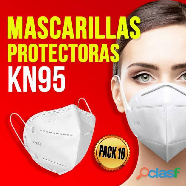 MASCARILLAS KN 95 CERTIFICADAS ORIGINALES