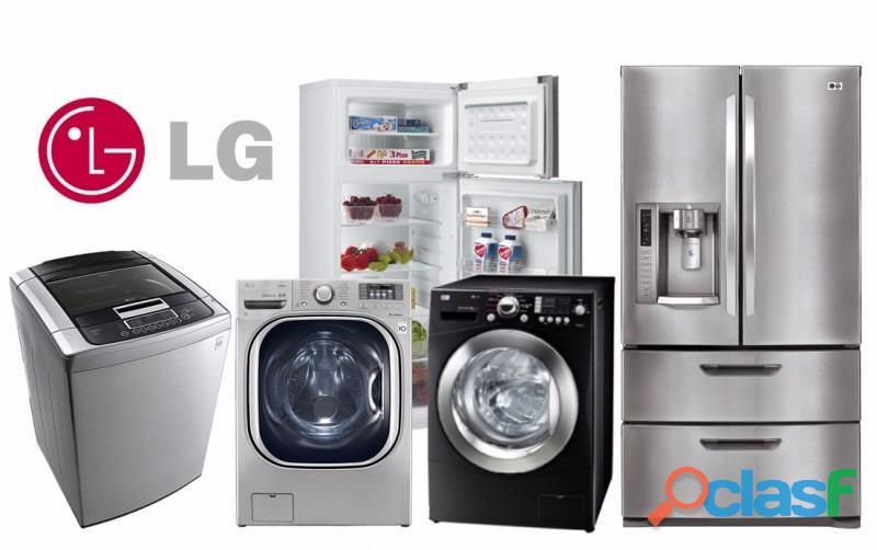 Servicio técnico LG Caracas 02124253307