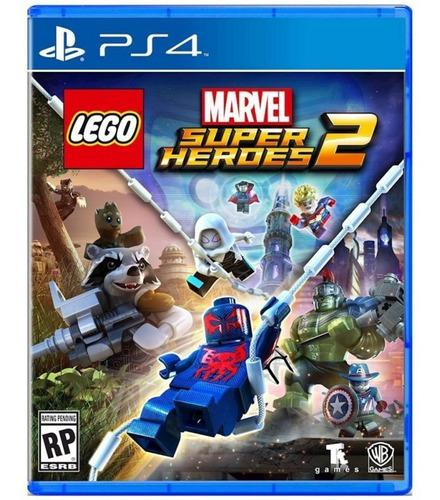 Lego marvel super héroes 2 ps4 ¡ totalmente nuevo y