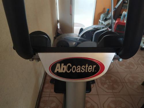 Maquina Gimnasio Ejercitador Abdominales Oblicuos Abcoaster