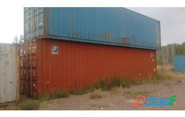 Containers de 40 pies standar usados standar
