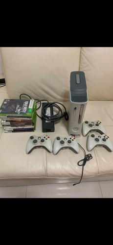 Consola de videojuego xbox 360