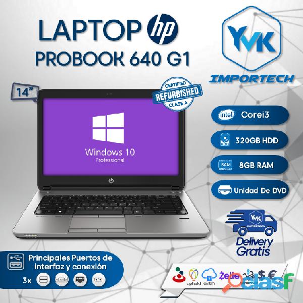 Laptop hp proboook 640 g1.