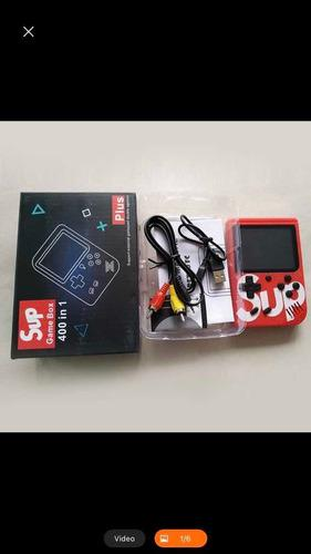 Consola video retro game boy portátil