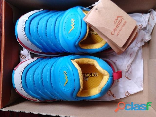 zapatos camkids 1