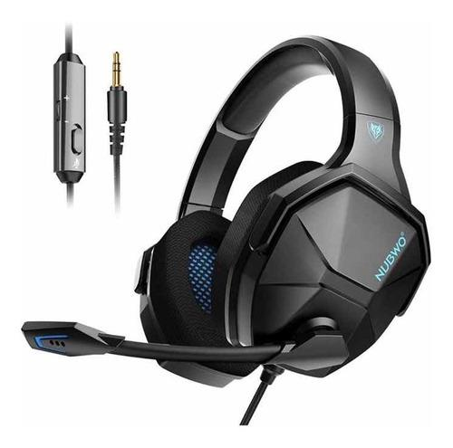 Audifonos gaming para ps4, nintendo switch, xbox one, pc
