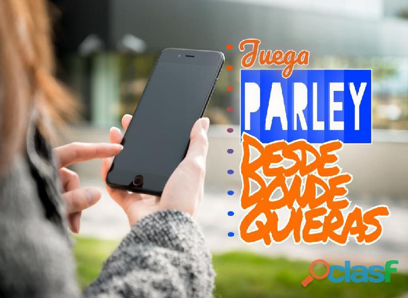 ¡¡¡ Juega Parley desde tu dispositivo Android!!! 2