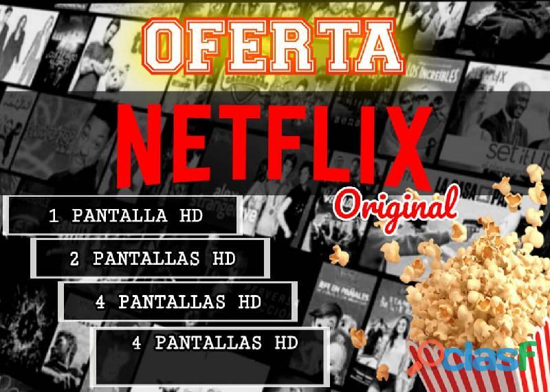 ¡¡¡ netflix: 100% originales creadas con pines netflix de colombia !!!