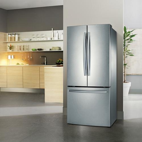 Refrigerador congelador samsung digital rf26hfendsl
