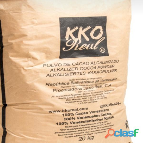 Cacao en polvo y manteca de cacao