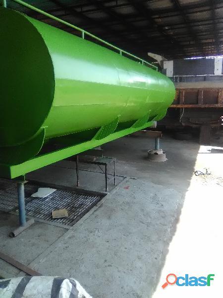Fabricación de tanques cisternas para agua potable o pará lo que necesites 1