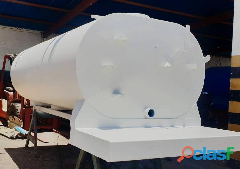 Fabricación de tanques cisternas para agua potable o pará lo que necesites 3