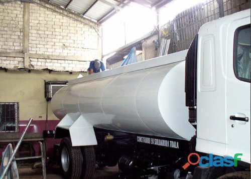 Fabricación de tanques cisternas para agua potable o pará lo que necesites 4