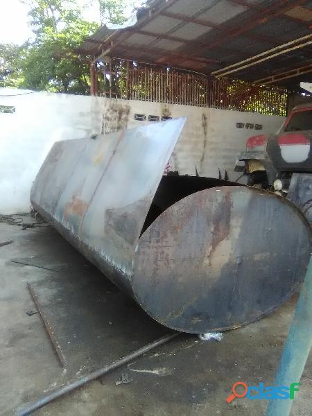 Fabricación de tanques cisternas para agua potable o pará lo que necesites 5