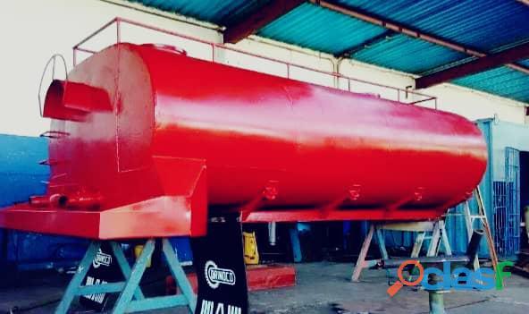 Fabricación de tanques cisternas para agua potable o pará lo que necesites 7