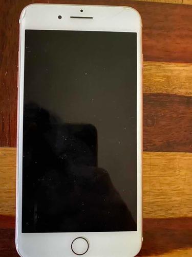 Iphone 7plus gold rose 32gb