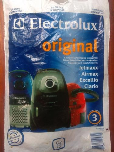 Bolsas de papel de aspiradora electrolux