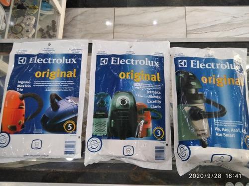 Bolsas originales para aspiradoras electrolux, paquete de 3