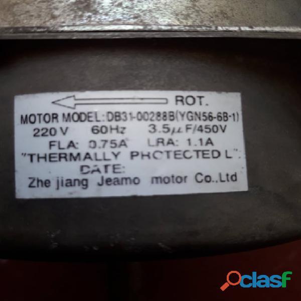 Motor Aire acondicionado 220 V. de Ventana marca del aire: Sansug 4