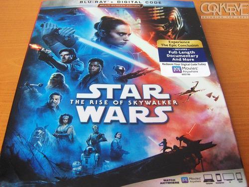 La Guerra De Las Galaxias El Ascenso De Skywalker Bluray