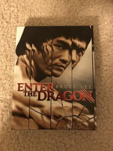 Operacion Dragon Bruce Lee Bluray Original Como Nuevo