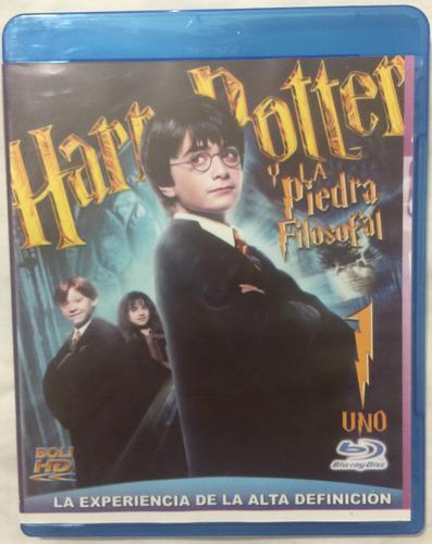 Películas Blu-ray Harry Potter Completa Pack 8 Cd Ref.28