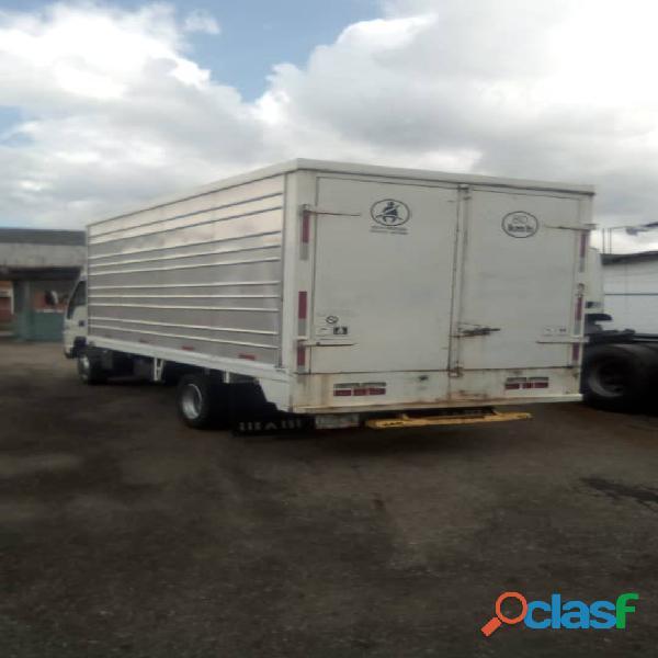 Flete camión Jac modelo hfc1061 2