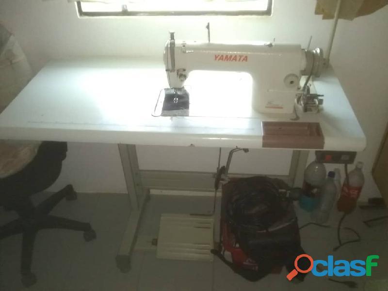 maquina de coser industrial recta yamata