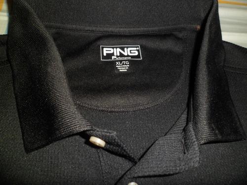 Chemise ping, caballero, usada, talla (xl) 3700000