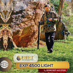 Exp 4500 light solution parfaite pour les chasseurs de